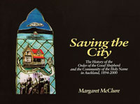 Saving the City - Margaret McClure